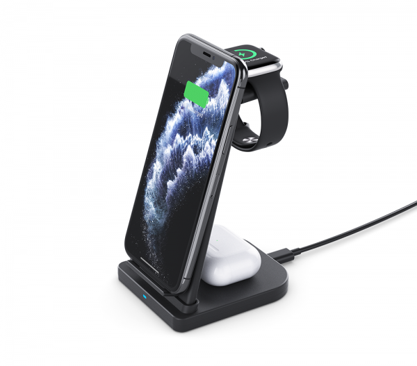 3IN1 iPhone Charging Station